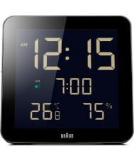 Braun BNC014BK Wall Clock