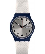 Swatch GN720 Original Gent - White Delight Watch