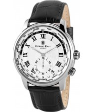 Edward East EDW1960G18 Mens Black Leather Strap Watch
