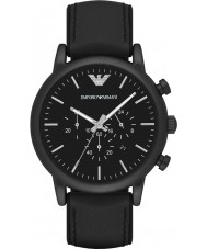 Emporio Armani AR1970 Mens Classic Black Chronograph Watch