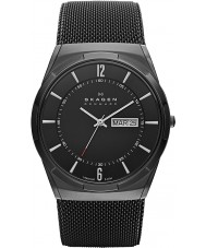 Skagen SKW6006 Mens Aktiv Black Mesh Watch