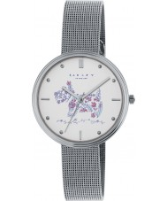 Radley RY4215 Ladies Rosemary Gardens Mesh Silver Bracelet Watch