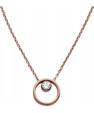 Skagen SKJ0850791 Ladies Elin Rose Gold Plated Necklace
