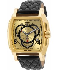 Invicta 15794 Mens S1 Rally Black Chronograph Watch