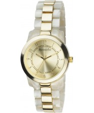 Accessorize B1055 Ladies Gold Watch