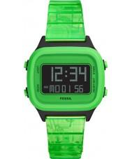 Fossil FS5677 Mens Retro Digital Watch