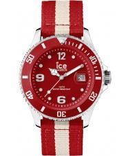 Ice-Watch Unisex Ice-Polo Red and White Watch