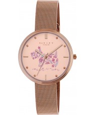 Radley RY4216 Ladies Rosemary Gardens Mesh Rose Gold Bracelet Watch