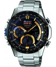 Casio Mens Edifice Red Bull Racing Twin Sensor Neon Illuminator Watch