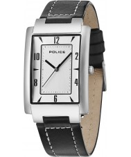 Police 10231MS-04C Mens Dignity Black Leather Strap Watch