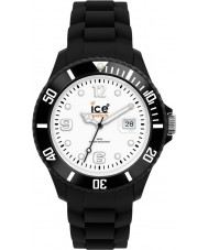 Ice-Watch SI.BW.B.S Ice-White Big Black Watch