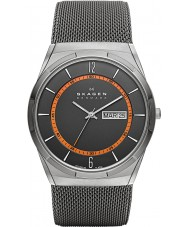 Skagen SKW6007 Mens Aktiv Grey Mesh Watch