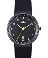 Braun BN0032BKBKG Mens All Black Watch