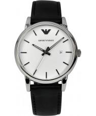 Emporio Armani AR1694 Mens Classic White and Black Watch
