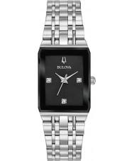 Bulova 96P202 Ladies Quadra Watch