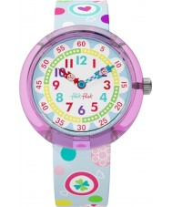 Flik Flak FBNP064 Girls Sugar Bunchy Multicolour Watch