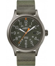 Timex TW4B14000 Mens Scout Watch