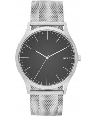 Skagen SKW6334 Mens Jorn Silver Steel Mesh Bracelet Watch
