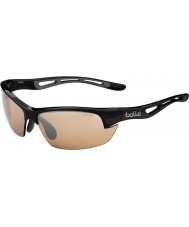 Bolle Bolt S Black Modulator V3 Golf Sunglasses