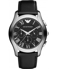 Emporio Armani AR1700 Mens Classic Chronograph Black Watch