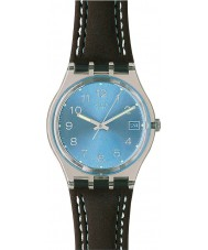 Swatch GM415 Original Gent - Blue Choco Watch