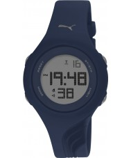 Puma PU911092009 Twist S Navy Silicone Strap Watch