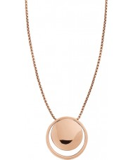 Skagen SKJ0847791 Ladies Elin Rose Gold Plated Necklace