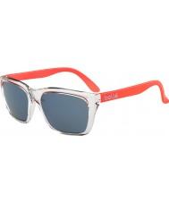 Bolle 527 Retro Collection Shiny Crystal Orange GB-10 Sunglasses