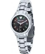 Swiss Eagle Ladies Field Akilina Silver Steel Bracelet Watch