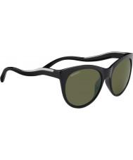 Serengeti 8571 Valentina Black Sunglasses