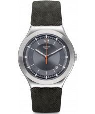 Swatch YWS425 Mens Tic Green Watch