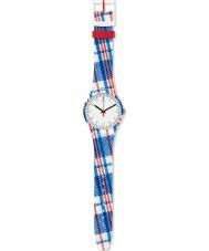 Swatch SUOZ258C Tartanotto Watch