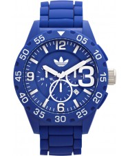Adidas Mens Newburgh Blue Chronograph Watch