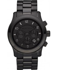 Michael Kors MK8157 Mens Runway Black Chronograph Watch