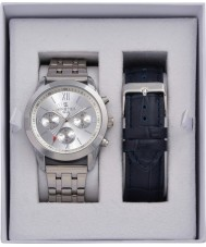 minster MN-SET11 Mens Watch and Strap Gift Set