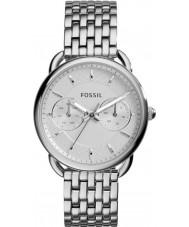 Fossil ES3712 Ladies Tailor Silver Steel Bracelet Watch