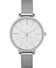Skagen Ladies Hagen Silver Steel Bracelet Watch