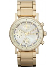 DKNY NY4332 Ladies Lexington Rose Gold Chronograph Watch