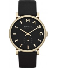 Marc Jacobs MBM1269 Ladies Baker Gold Black Watch