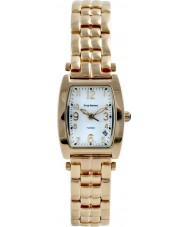 Krug Baümen 1963KL-G Ladies Tuxedo White Gold Watch