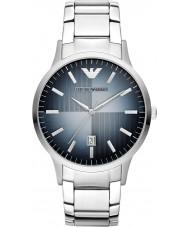 Emporio Armani AR2472 Mens Classic Silver Steel Watch