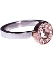 Edblad 79104 Ladies Eternity Mini Rose Gold Ring - Size S (XL)