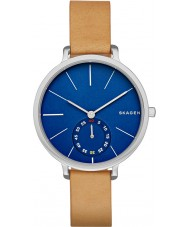 Skagen SKW2355 Ladies Hagen Tan Leather Strap Watch