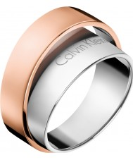 Calvin Klein KJ5ZPR200107 Ladies Unite Ring