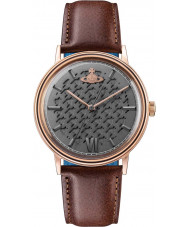 Vivienne Westwood VV212RSBR Turnmill Watch