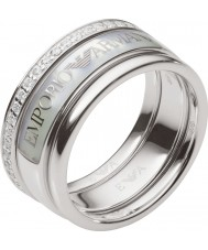 Emporio Armani EG3344040-9 Ladies Ring
