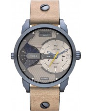 Diesel DZ7338 Mini Daddy Brown Multifunction Watch