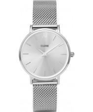 Cluse CL30023 Ladies Minuit Mesh Watch