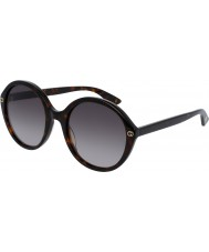 Gucci Ladies GG0023S 002 Sunglasses