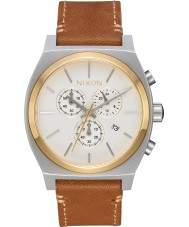 Nixon A1164-2548 Mens Time Teller Watch